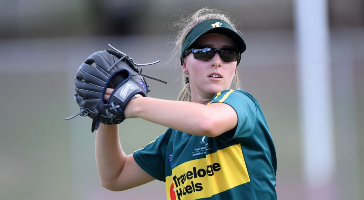 Tahli Moore - Softball Australia